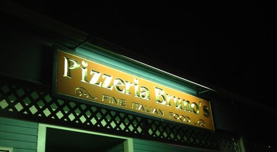 Photo of Pizza Place Pizzeria Bruno's at 56 Broadway, Norwood, MA 02062, United States