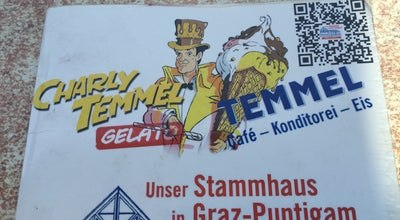 Photo of Ice Cream Shop Temmel at Mitterstraße 25, 8055, Austria
