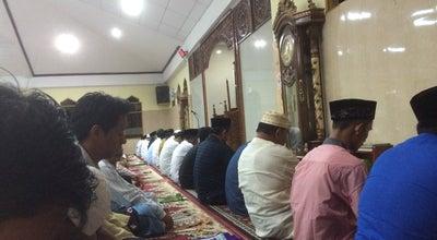 Photo of Mosque Masjid Nurul Iman at Oebobo, Kupang, Indonesia