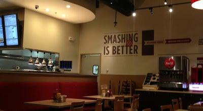 Photo of Burger Joint Smashburger at 2415 E Baseline Rd, Phoenix, AZ 85042, United States