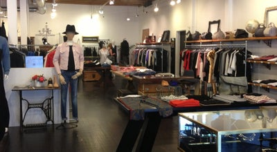 Photo of Boutique Rand + Statler at 425 Hayes St, San Francisco, CA 94102, United States