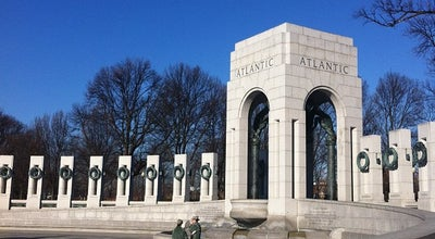 Photo of Monument / Landmark World War II Memorial at 1750 Independence Ave Sw, Washington, DC 20024, United States