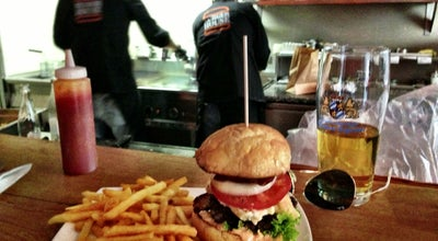 Photo of American Restaurant Burger House at Rablstr. 37, Munich 81669, Germany