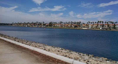 Photo of Beach Marine Stadium at 5255 Paoli Way, Long Beach, CA 90803, United States
