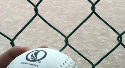 Photo of Baseball Field Parque de Softbol Azteca at Guadalupe, Mexico