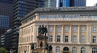 Photo of Plaza Roßmarkt at Roßmarkt, Frankfurt am Main 60313, Germany