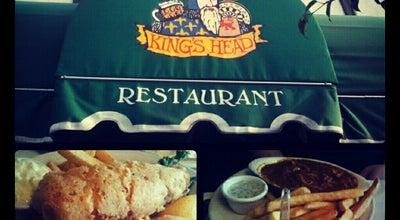 Photo of Pub Ye Olde King's Head at 116 Santa Monica Blvd, Santa Monica, CA 90401, United States