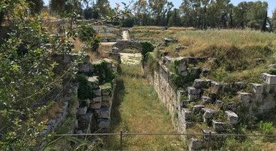 Photo of Historic Site Anfiteatro Romano at Italy