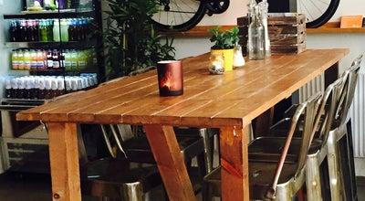 Photo of Cafe Cykelcafé Le Mond at Folkungagatan 67, Stockholm 116 22, Sweden