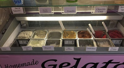 Photo of Ice Cream Shop Dolce Gelateria at 270 Wickenden St, Providence, RI 02903, United States