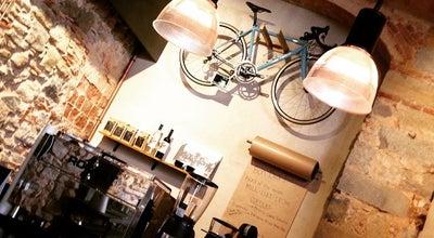 Photo of Cafe la fabrica girona at Carrer De La Llebre 3, Spain