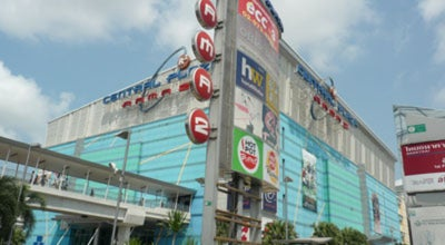 Photo of Mall CentralPlaza Rama 2 (เซ็นทรัลพลาซา พระราม 2) at 160 Rama Ii Rd, Bang Khun Thian 10150, Thailand