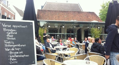 Photo of Bar Café de Pompier at Groenendaal 17, Woerden 3441BC, Netherlands