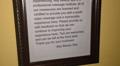 Photo of Spa Bay Beauty Spa at 10425 San Pablo Ave, El Cerrito, CA 94530, United States