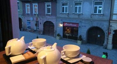 Photo of Tea Room Ceainăria Open Heart at Str. Michael Weiss Nr. 18, Brașov 500031, Romania