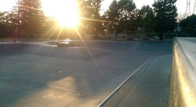 Photo of Skate Park Sunnyvale Skate Park at 400-458 N Wolfe Rd, Sunnyvale, CA 94085, United States