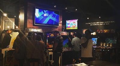 Photo of Arcade 16-Bit Bar+Arcade at 1331 Walnut St, Cincinnati, OH 45202, United States