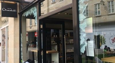 Photo of Chocolate Shop Hotel Chocolat at Southgate Shopping Centre, Bath BA1 1AQ, United Kingdom