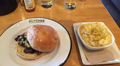 Photo of New American Restaurant Cochon Butcher at 1120, Nashville, TN 37208, United States