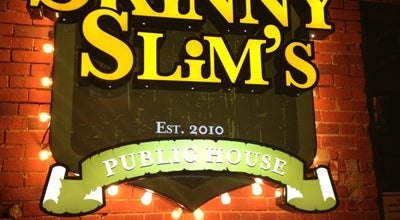 Photo of Bar Skinny Slims Public House at 201 E Main St, Oklahoma City, OK 73104, United States