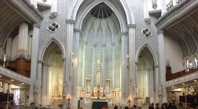 Photo of Church St. John Evangelist Catholic Church at 816 Union St, Schenectady, NY 12308, United States