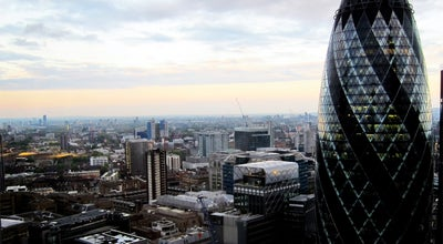 Photo of Restaurant City Social at Tower 42, London EC2N 1HT, United Kingdom
