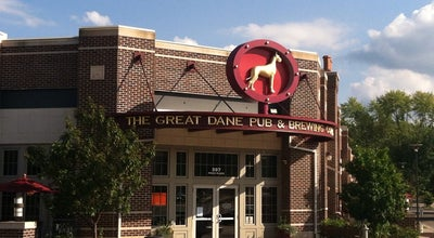 Photo of Brewery Great Dane Pub & Brewing Company at 357 Price Pl, Madison, WI 53705, United States