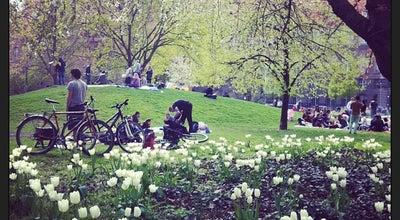 Photo of Park Monbijoupark at Oranienburger Str., Berlin 10178, Germany