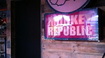 Photo of Bar Monkey Republic at Serendipity Beach Rd, Sihanoukville, Cambodia