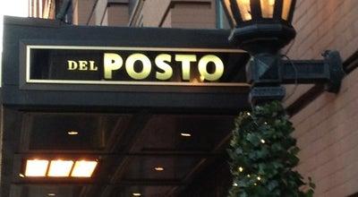 Photo of Italian Restaurant Del Posto at 85 10th Ave, New York, NY 10011, United States