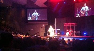 Photo of Church NewSpring Church at 12200 E 21st St N, Wichita, KS 67206, United States