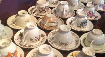 Photo of Tea Room The Tea Girl at 12411 Stony Plain Road, Edmonton, Ca, Canada