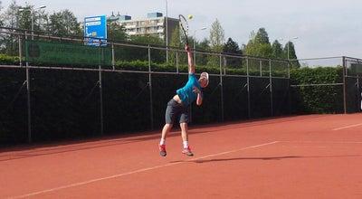 Photo of Tennis Court TOP at Parkweg 5, Papendrecht, Netherlands