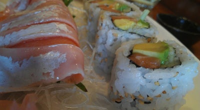 Photo of Sushi Restaurant Kyoto Sushi at 3676 King St, Alexandria, VA 22302, United States