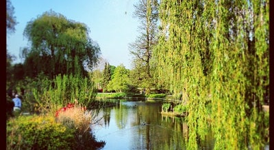 Photo of Park Queen Mary's Gardens at Regent's Park, London, United Kingdom