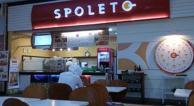 Photo of Italian Restaurant Spoleto Culinária Italiana at Taubaté Shopping, Taubaté 12040-900, Brazil