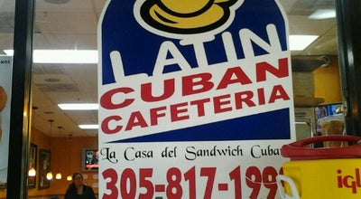 Photo of Cuban Restaurant latin cuban cafeteria at 3323 W 80th St, Hialeah, FL 33018, United States