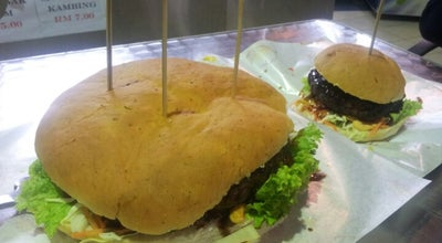 Photo of Burger Joint Yazid Burger at Medan Selera Anjung 7, Shah Alam 40000, Malaysia