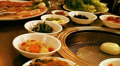 Photo of Korean Restaurant Biwon at Florencia 20 Col. Juarez, Mexico City 06600, Mexico