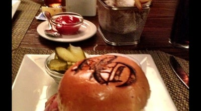 Photo of American Restaurant Old Homestead Steakhouse at 56 9th Ave, New York, NY 10011, United States