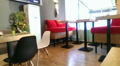 "Photo of Cafe Кафе ""Milano"" at Bulgaria"