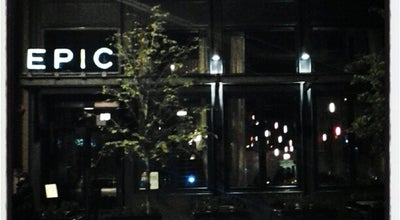Photo of New American Restaurant Epic at 112 W Hubbard St, Chicago, IL 60654, United States
