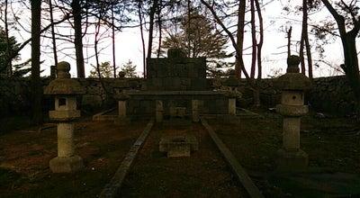 Photo of Historic Site 織田信長 本廟 at 安土町下豊浦6367, 近江八幡市 521-1311, Japan