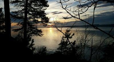 Photo of Beach Bygdøy Sjøbad at Holsts Vei, Oslo 0287, Norway