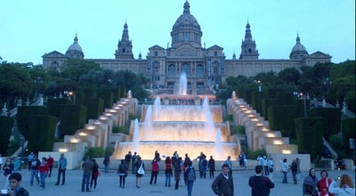Photo of Mountain Muntanya de Montjuïc at Montjuïc, Barcelona 08038, Spain
