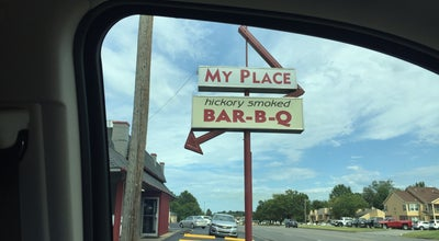 Photo of BBQ Joint My Place Bar-B-Q West at 4322 W Okmulgee St, Muskogee, OK 74401, United States