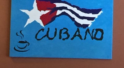 Photo of Cuban Restaurant Café Cubano at 7426 W North Ave, Elmwood Park, IL 60707, United States