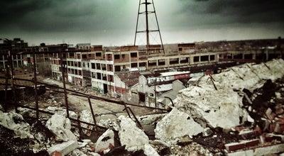 Photo of Building Packard Plant at E Grand Blvd., Detroit, MI 48211, United States