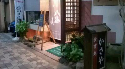 Photo of Japanese Restaurant 食事処 かさや at 駅前, 柏崎市, Japan