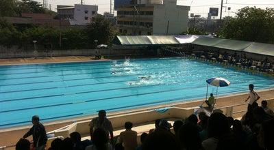 Photo of Beach สระว่ายน้ำ สนามกีฬากลาง at Thailand